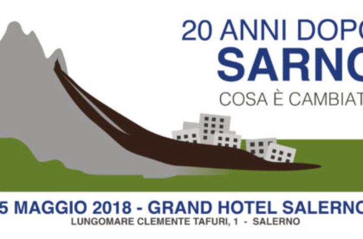 """""""20 anni dopo Sarno: cosa è cambiato""""-Convegno dei geologi a Salerno"""