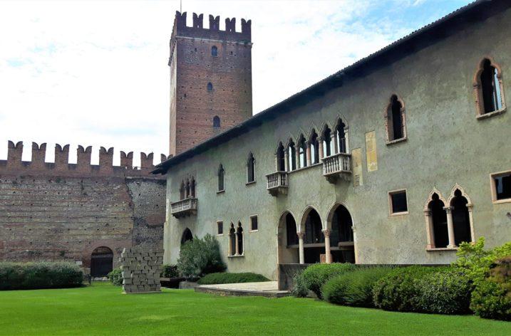 Il Castelvecchio della Verona scalingera