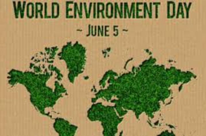 5 Giugno 2018: Giornata Mondiale dell'Ambiente