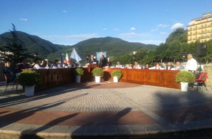 Al via il primo Consiglio Comunale a Montecorvino Rovella con D'Onofrio sindaco