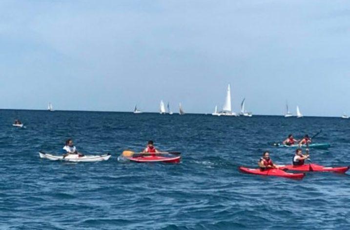 Pagaiando tra le Vele:  in acqua con ragazzi con disabilità motorie