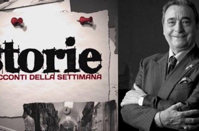 """L'intervista: Bruno Venturini, protagonista di """"Storie"""", stanotte su RAI 2"""