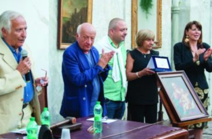 Speciale GFF: Premio Giffoni Aura al Dr Pier GiorgioTurco, medico missionario