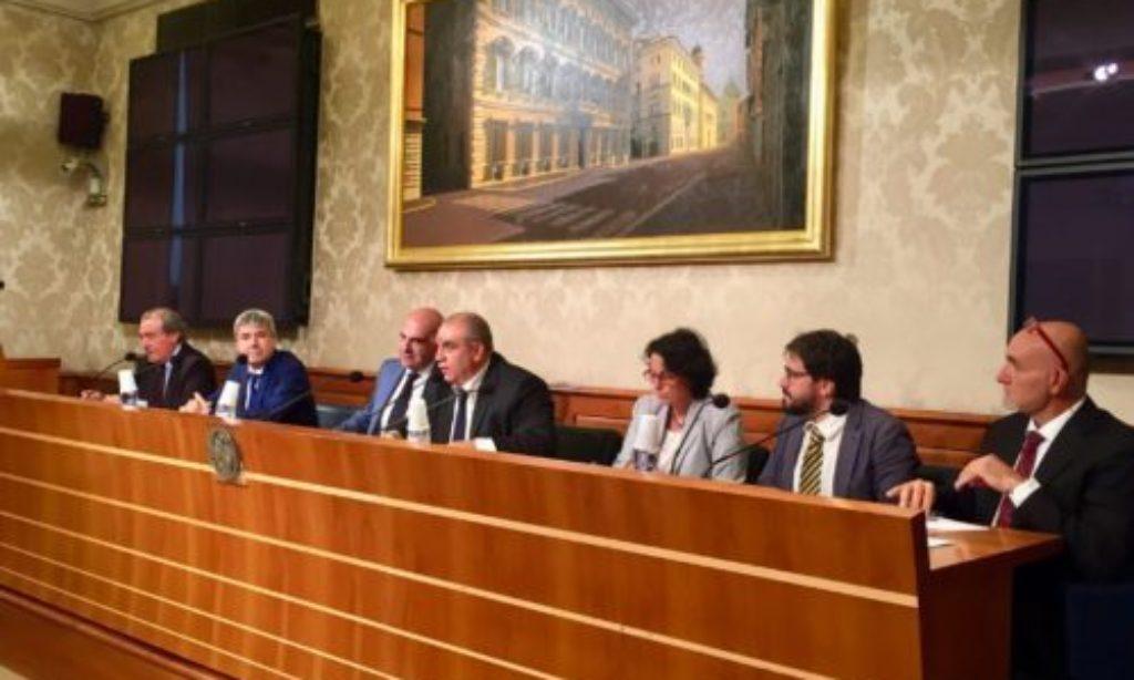 Presso il Senato della Repubblica conferenza stampa sul radon, pericolo invisibile per la salute