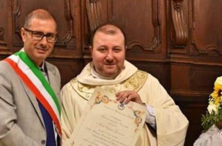 Gauro, Montecorvino Rovella: Don Egidio Genovese festeggia i primi dieci anni di apostolato
