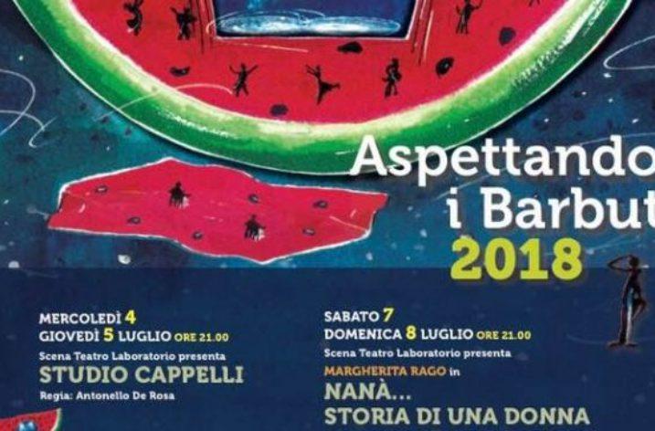 """A Salerno via alla rassegna teatrale  """"Aspettando i Barbuti"""""""