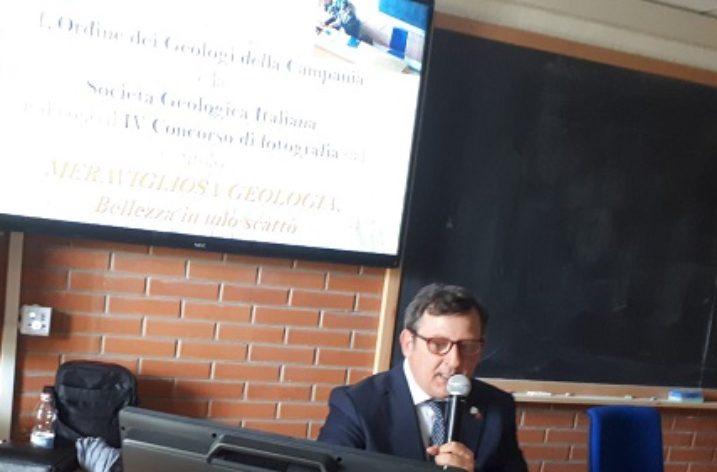 I geologi della Campania presentano la carta geologica regionale