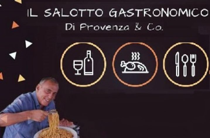 """Intervista all'Avv. Luciano Provenza fondatore del """"Salotto Gastronomico di Provenza&Co"""""""