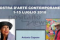 """Approda a  Maiori """"Il Viaggio"""", la mostra di Carmela Forlenza e Vito Mercurio"""