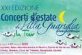 """""""Concerti d'estate di Villa Guariglia in Tour"""" XXI edizione: il programma"""
