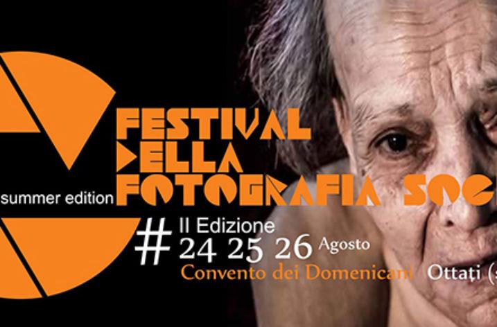 Dal 24 al 26 agosto, ad Ottati, la seconda edizione del Festival di Fotografia Sociale