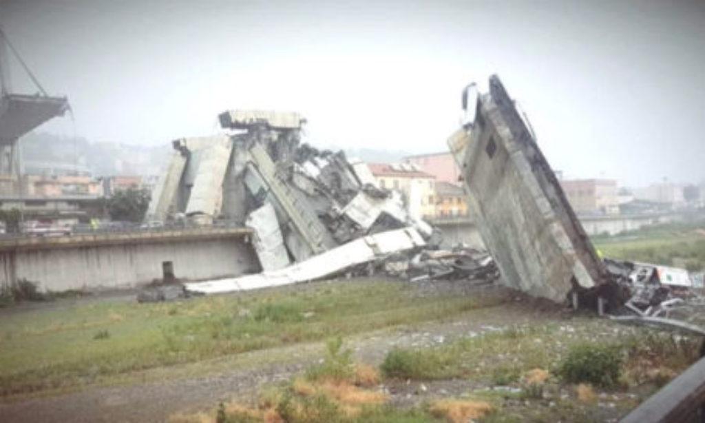 Crollo Genova:Federcepi Costruzioni invoca uno screening urgente di ponti e viadotti
