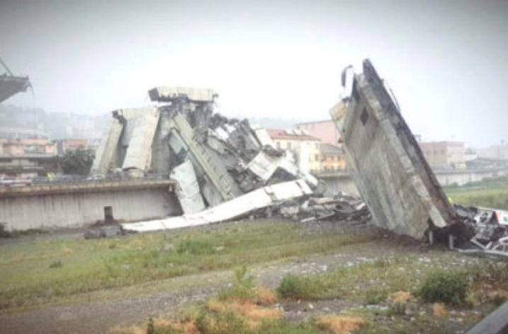 Genova: Crollo ponte Morandi, per i geologi prevenzione e manutenzione delle opere esistenti