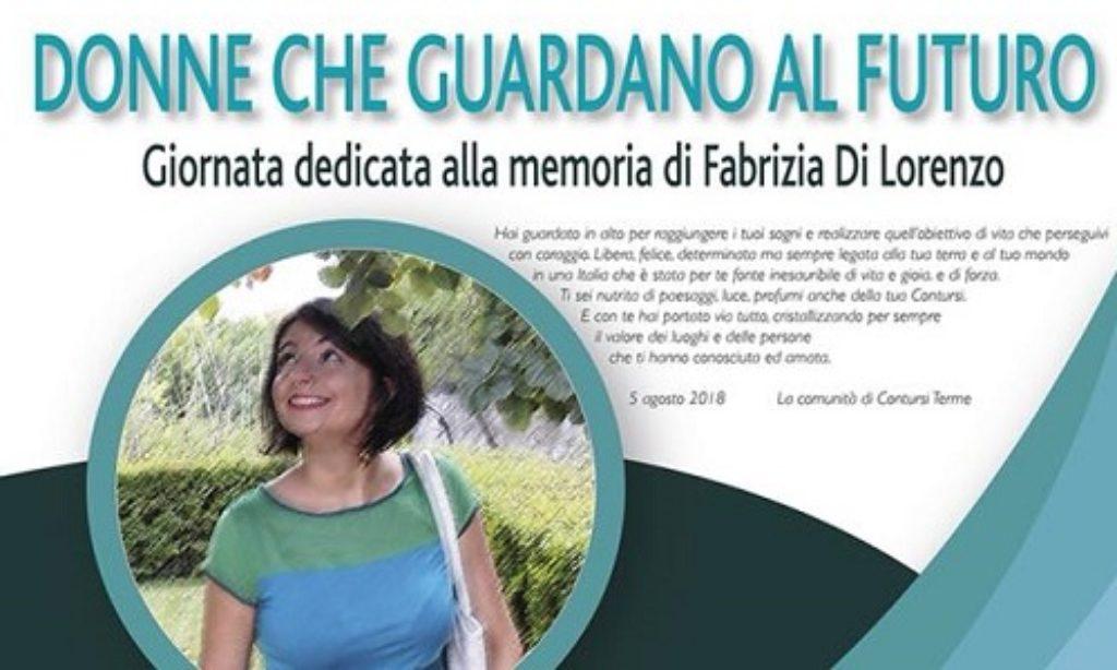 Contursi Terme: giornata in memoria di Fabriza Di Lorenzo, vittima del terrorismo internazionae