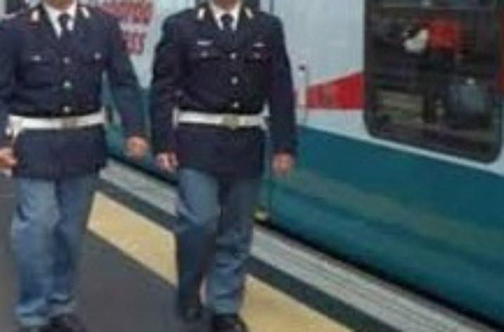 Campania: intensificate le misure di vigilanza nelle stazioni ferroviarie