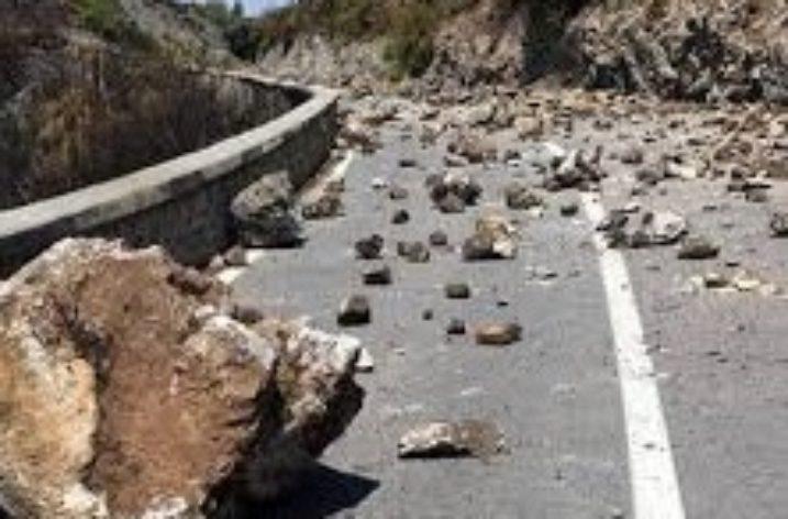 Frana al Mingardo: Iannone (FdI) aveva lanciato l'allarme per tutto il litorale campano