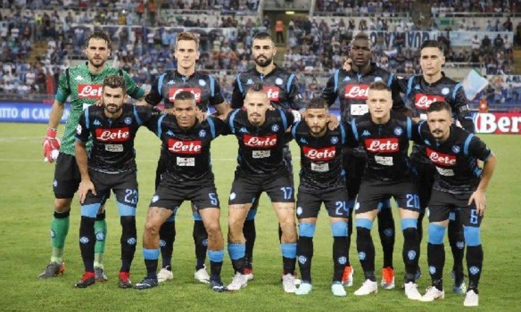 Primi tre punti al debutto in campionato.Buon inizio per il Napoli di Ancelotti
