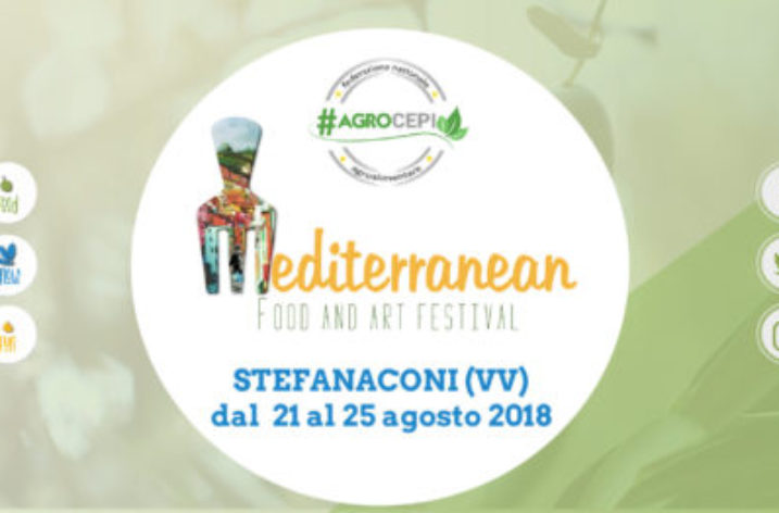 "Agrocepi al ""Mediterranean Food and Art Festival"" di Stefanaconi"