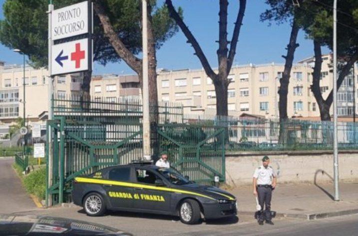 INFERMIERE TRAFUGAVA FARMACI DALL' OSPEDALE DI AVERSA: DENUNCIATO.