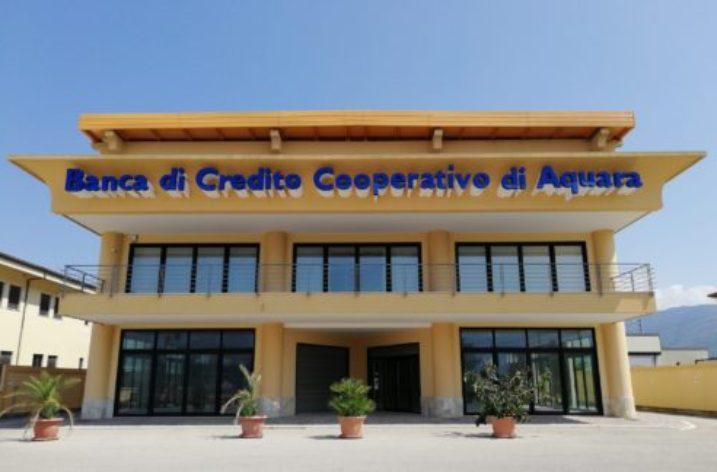 Nuovo traguardo per la BCC di Aquara: sabato inaugurazione della nuova sede amministrativa