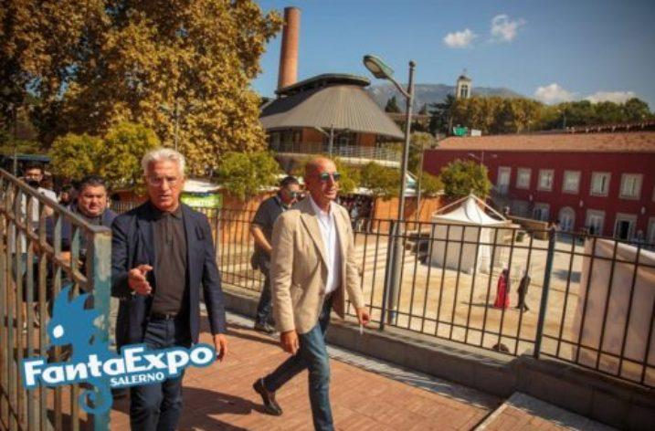 Fantaexpo: Al Festival del Fumetto al Parco dell' Irno è boom di presenze