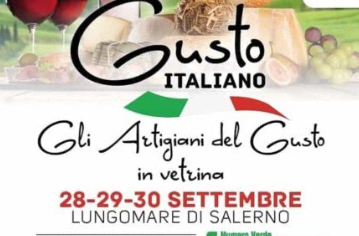 28/ 30 settembre :Gusto Italiano, artigiani e produttori di qualità sul lungomare cittadino