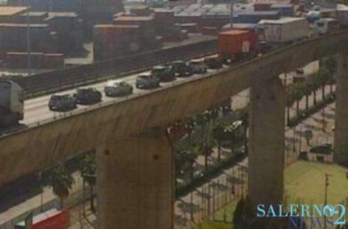 """Viadotto Gatto. Iannone (FDI):"""" Il Governo ci dica se il Comune di Salerno garantisce la sicurezza dell'infrastruttura"""""""