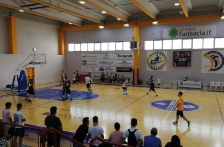 Basket Bellizzi:venerdi 7 settembre l'open day