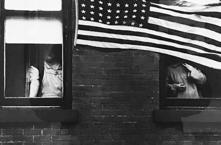 THE AMERICANS di Robert Frank