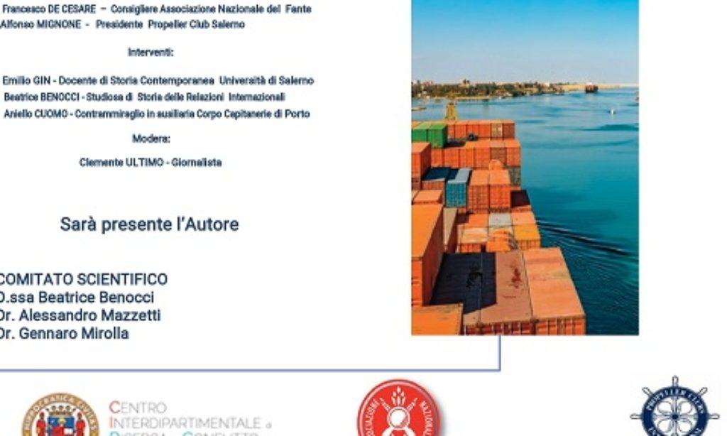 """Oggi, presentazione del libro """"Suez. Il Canale, l'Egitto e l'Italia"""" di Marco Valle"""