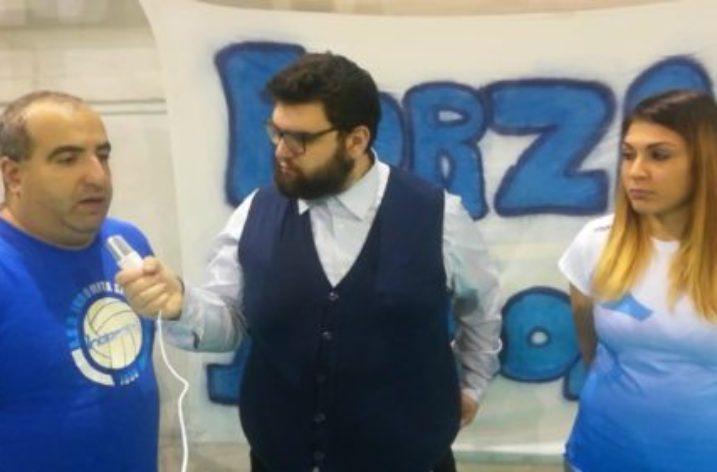 L'INDOMITA femminile al debutto:domani la sfida al CUS Napoli