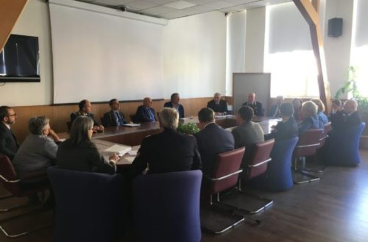 Luci d'Artista: In prefettura il Comitato Provinciale per l'Ordine e la Sicurezza Pubblica