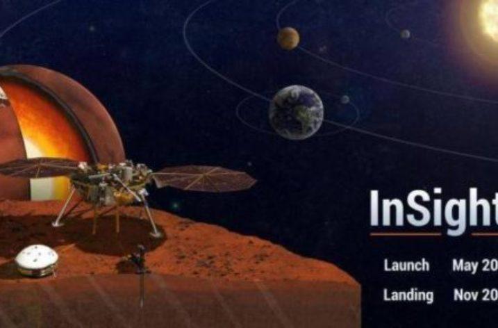 Missione InSight su Marte: tanta tecnologia italiana