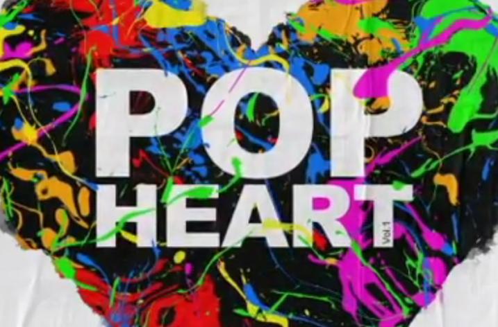 """""""Pop Heart"""" l'ultimo disco di Giorgia"""