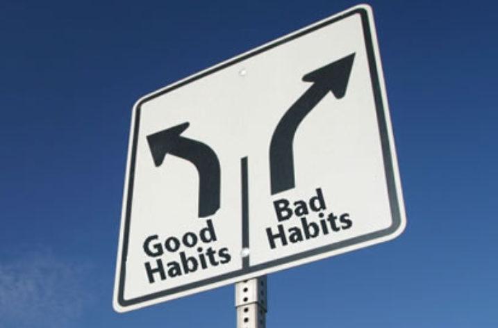 Un'abitudine per volta può trasformarti