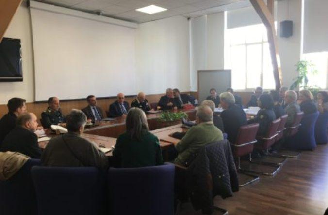 Luci d'Artista: ne discute il Comitato Provinciale per l'Ordine e la Sicurezza
