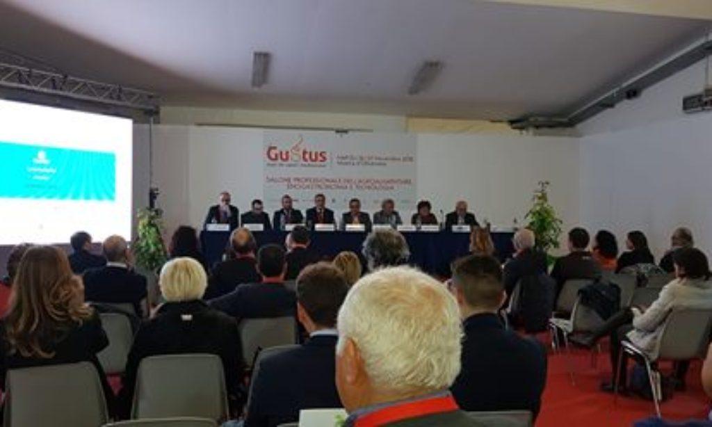 Agrocepi alla V edizione di GUSTUS: intervista al Presidente Corrado Martinangelo