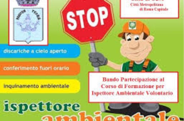 """Da oggi a Cava de' Tirreni i corsi per """"Ispettori Ambientali Volontari"""""""