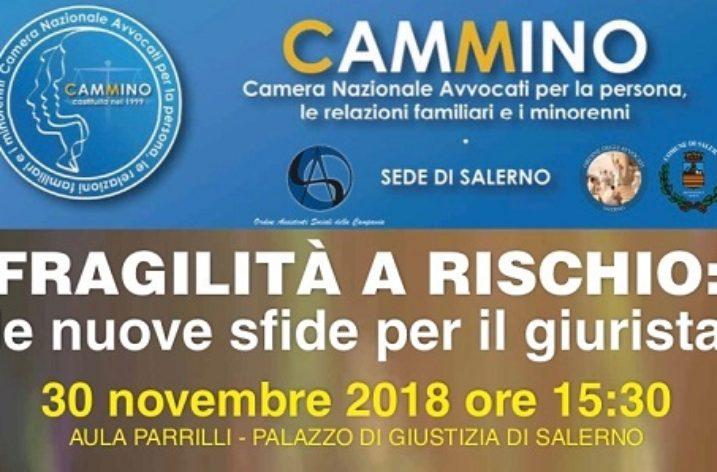 Convegno giuridico nazionale sul tema della disabilità a Salerno