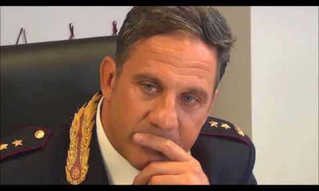 Marcello Castello, da Modena a Salerno come Dirigente della Squadra Mobile