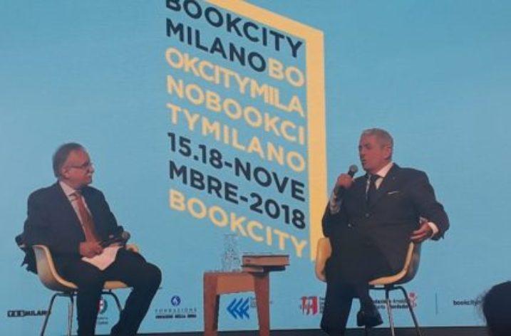 Bookcity Milano 2018: il libro al centro del mondo