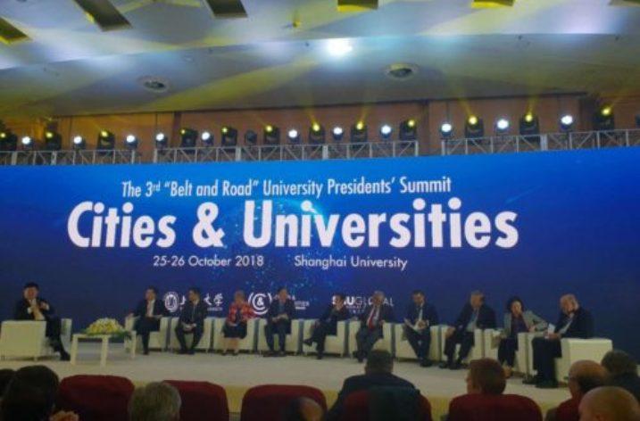 UNISA- CINA.Sottoscritto l'accordo tra l'Ateneo e la Shanghai University