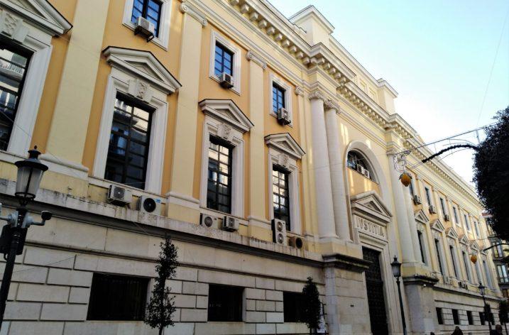 Il Tribunale di Salerno: una delle ultime opere del Ventennio Fascista