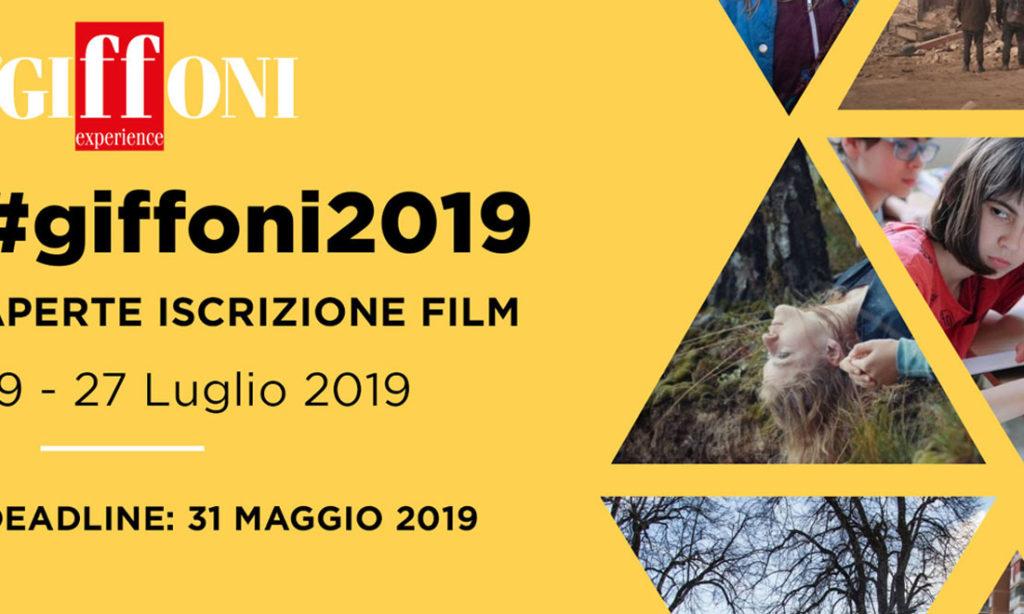 #Giffoni2019: Aperta la selezione per le opere in concorso alla 49esima edizione
