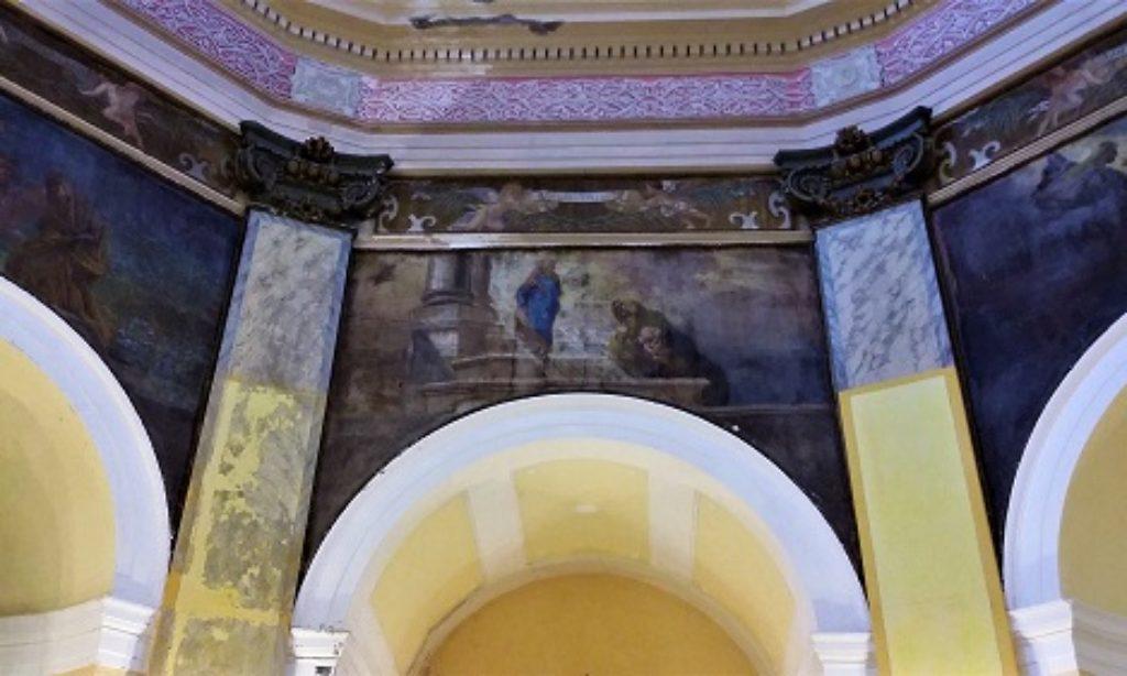 La Chiesa di Sant'Anna al Porto a Salerno