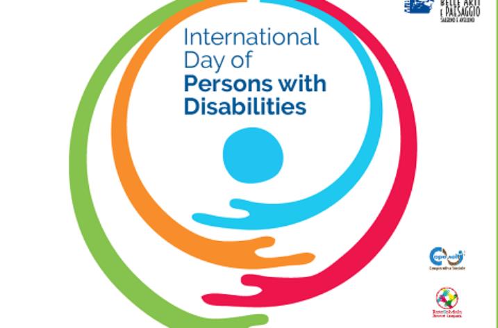 ARTEINSIEME  per la giornata dedicata ai diritti delle persone con disabilità