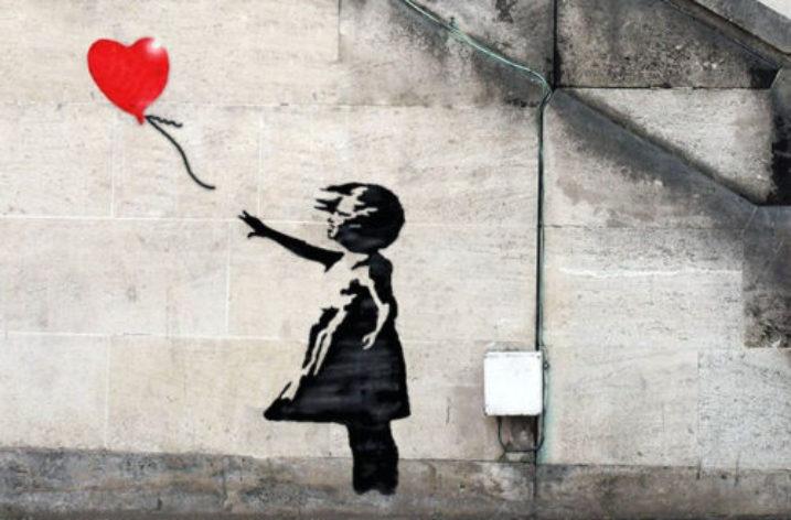 Banksy: come rivoluzionare il mondo con satira, fantasia, provocazione
