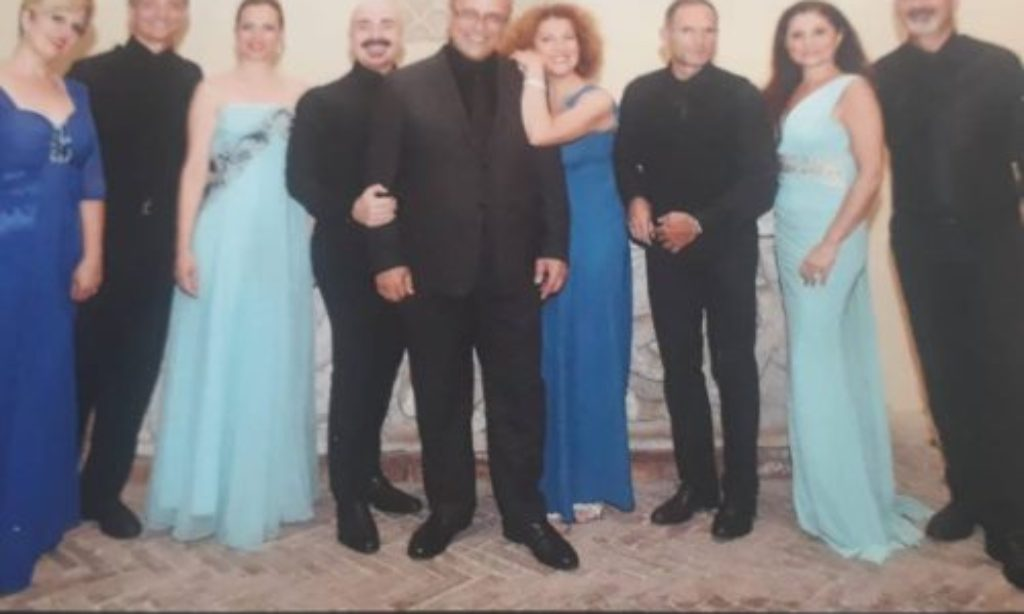 Al Verdi grande successo per l' Ensemble Voci Italiane