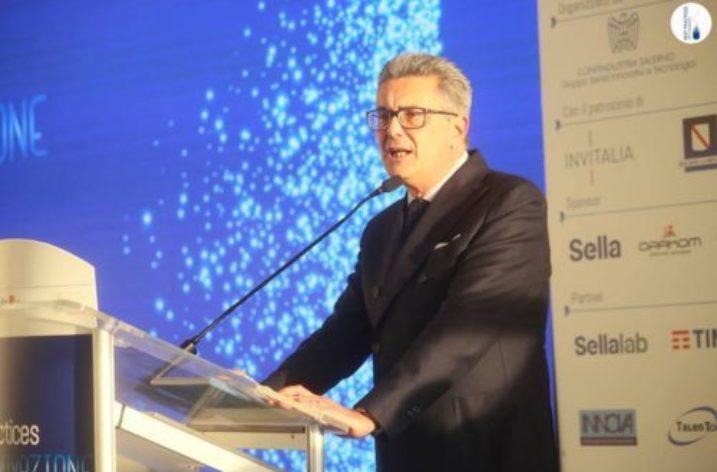 """""""Audere et Innovare""""con Edoardo Gisolfi, al Premio Best Practies per l'Innovazione"""