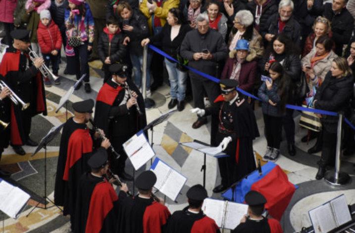 """""""Aperitivi Musicali"""" a Napoli con il Comando Forze Operative Sud"""